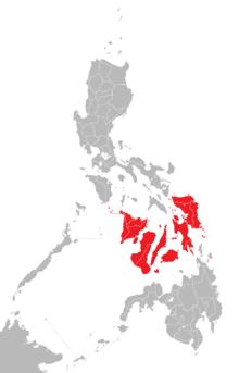 Visayas Region of teh Philippines