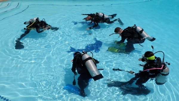 Discover Scuba at Turtle Bay