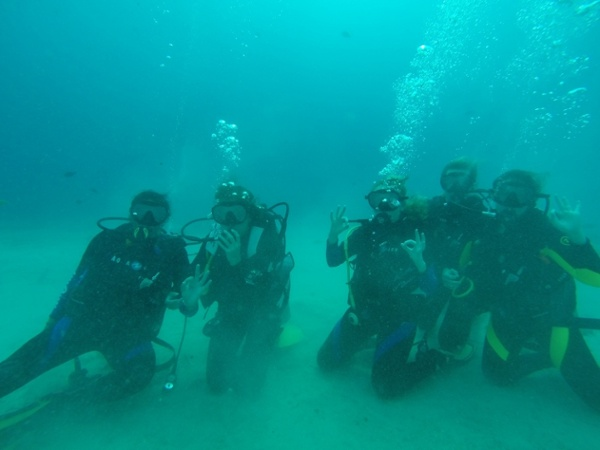Turtle Bay Dive Resort 2015 Guests