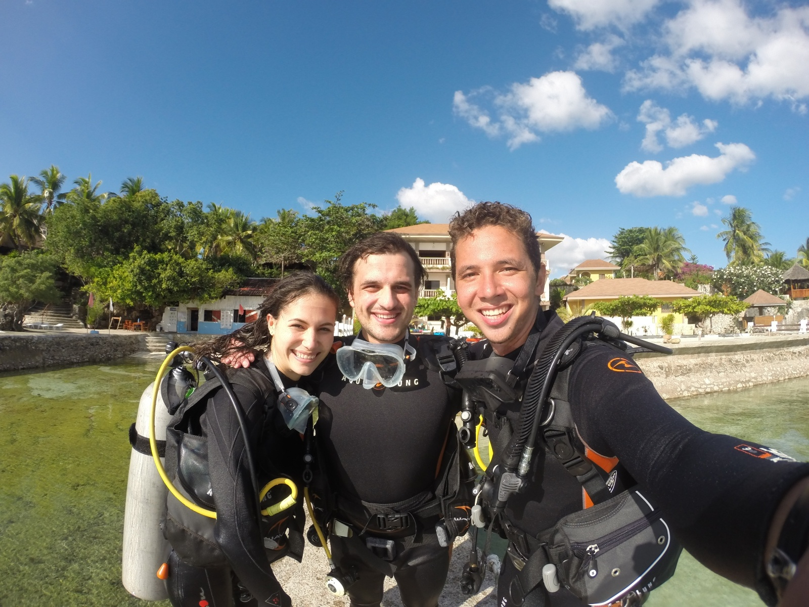 Turtle Bay Dive Resort Guests
