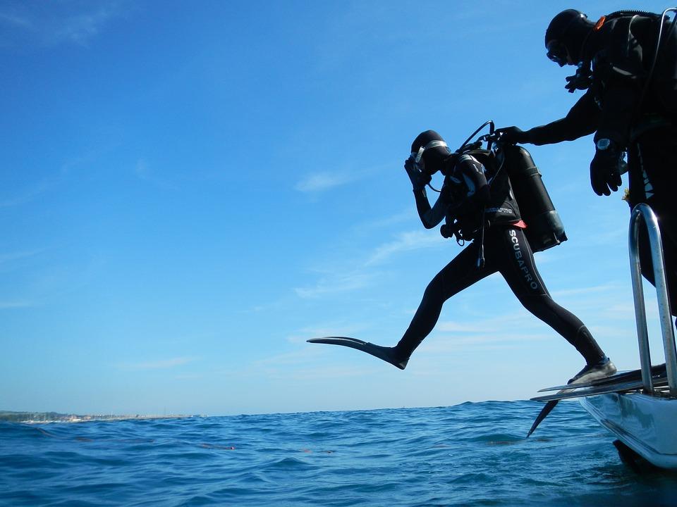 scuba diver 1